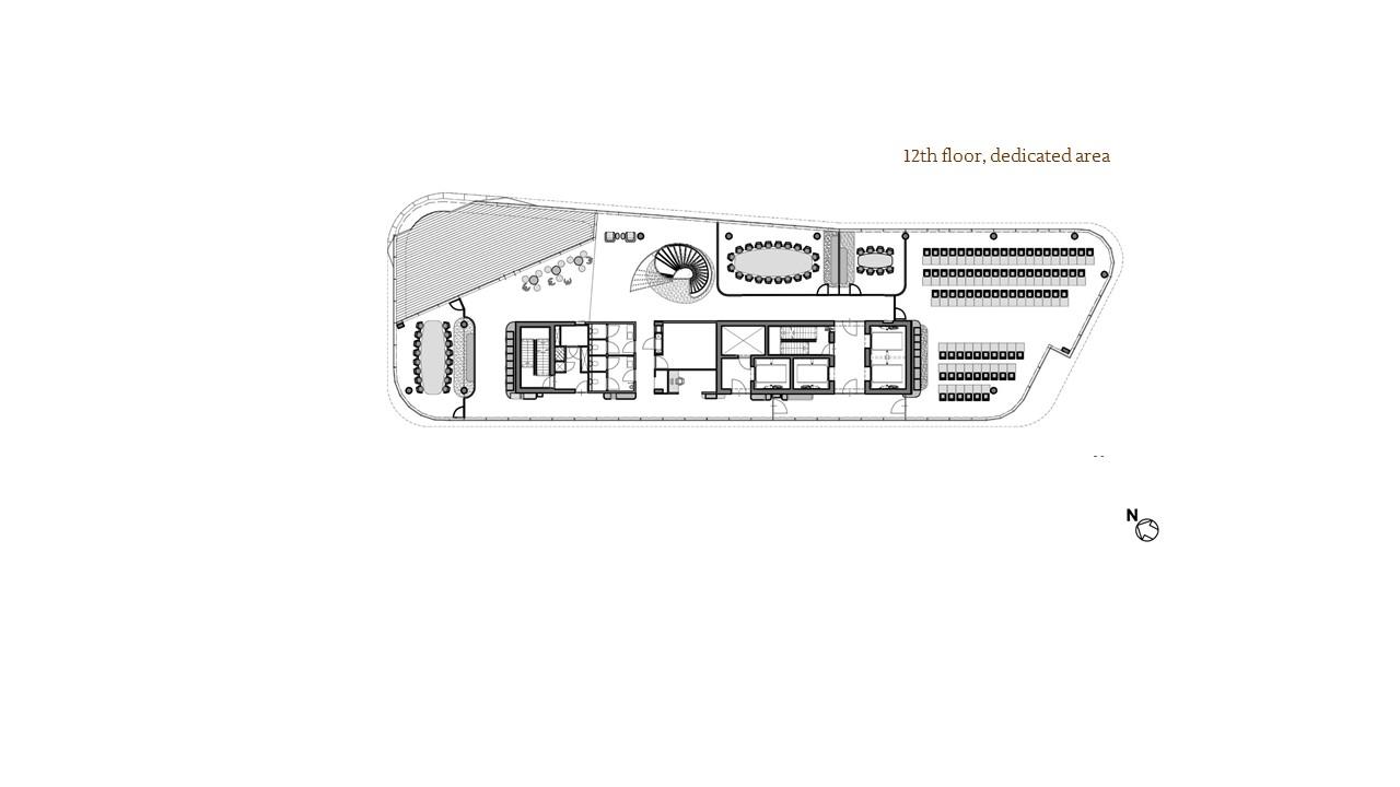 Interieur architecten - Binnenkomst layouts ...