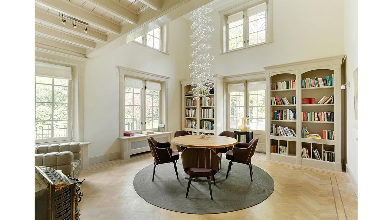 Interior villa hilversum derksdenboer